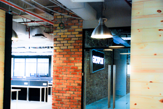Groupon Malaysia – A funky,fun,dynamic office!