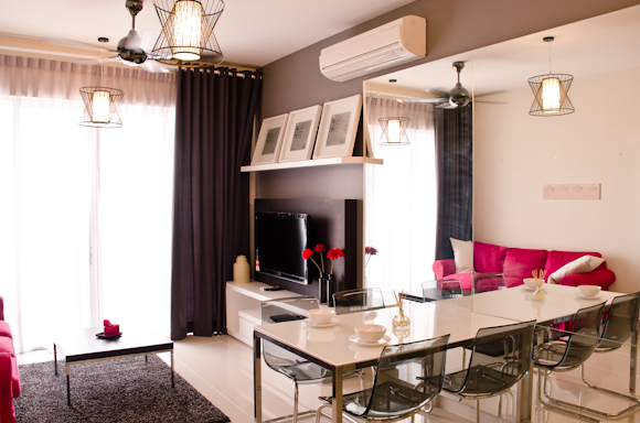 Studio Apartment @ Oasis