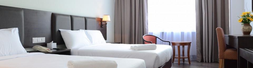 A stay away in Melaka